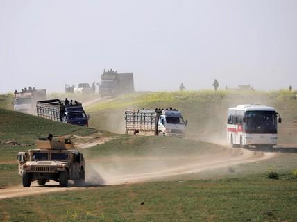 Mỹ đổi ý về Syria, đồng minh người Kurd thở phào