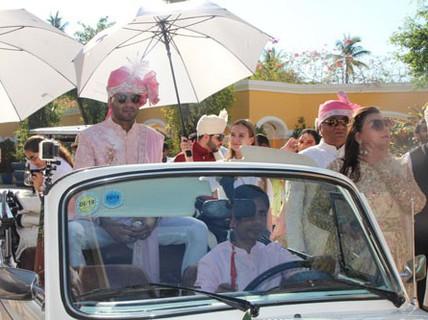 """Cú hích du lịch từ đám cưới """"khủng"""" của tỉ phú Ấn Độ"""
