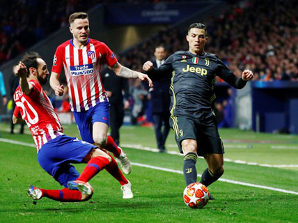 Chờ Ronaldo giải cứu Juventus