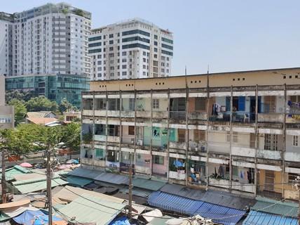 Vẫn bế tắc cách quản lý chung cư