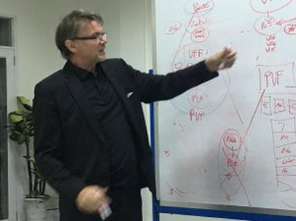 Từ Philippe Troussier nghĩ về bộ phận chuyên môn VFF
