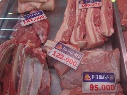 Cách nhận biết thịt bị nhiễm dịch tả heo châu Phi