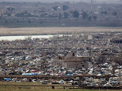 IS không còn mảnh đất cắm dùi ở Syria