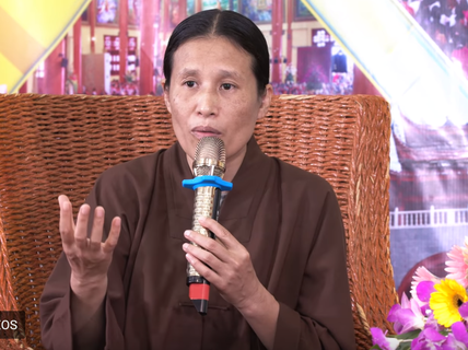 """Chùa Ba Vàng: Chị gái và chồng cũ nói về """"năng lực siêu nhiên"""" của bà Phạm Thị Yến"""