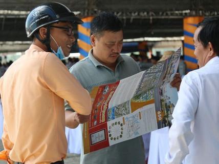 """Sau """"cơn sốt"""", thị trường đất nền khu Đông TP HCM hiện giờ ra sao?"""