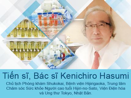 """Hội thảo """"Cập nhật liệu pháp phòng ngừa và điều trị ung thư bằng vaccine hệ miễn dịch HITV"""""""