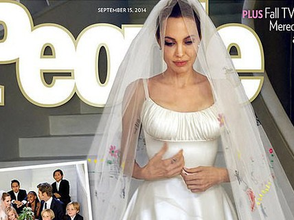 Giá sốc với những bức ảnh gia đình Angelina Jolie và Brad Pitt