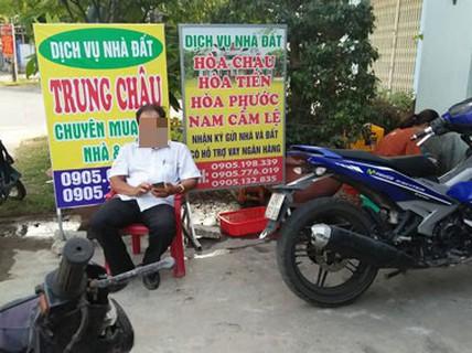 Vùng quê Đà Nẵng dậy sóng vì cò đất