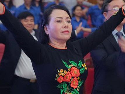 Bộ trưởng Nguyễn Thị Kim Tiến: Tôi thích vận động, cố gắng đi 10.000 bước mỗi ngày