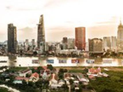 Giá nhà TP HCM, Hà Nội tăng hàng chục lần sau 17 năm