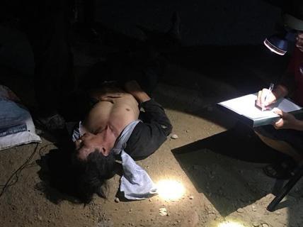 Quảng Nam: Người dân vây bắt kẻ trộm chó trong đêm