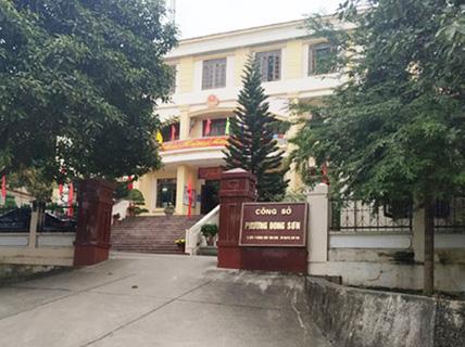 Một bí thư phường ở Thanh Hóa bị khởi tố do câu kết với cấp dưới làm hồ sơ giả
