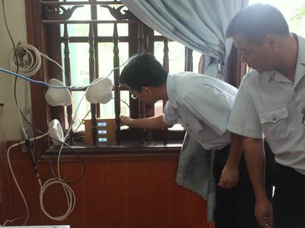 Phát hiện nhóm 11 người Trung Quốc gây nhiễu mạng di động ở TP Móng Cái