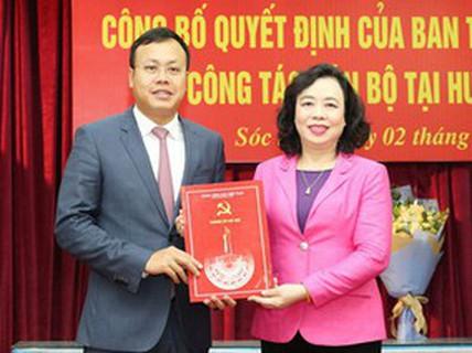 Con trai nguyên bí thư Hà Nội Phạm Quang Nghị làm phó bí thư huyện Sóc Sơn