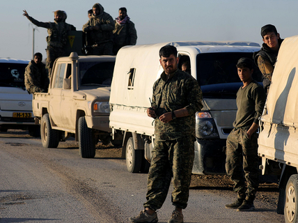 IS vùng dậy ở miền Trung Syria, đoạt mạng 35 binh sĩ