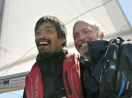 Thủy thủ mù vượt Thái Bình Dương bằng thuyền