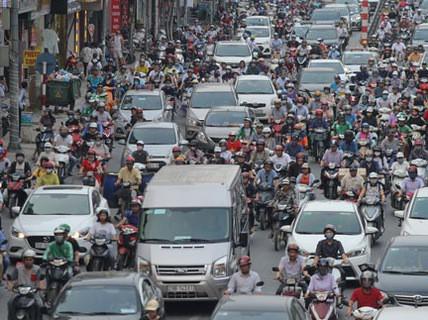 Chuyên gia Mỹ nói gì về giải pháp cấm xe máy tại Việt Nam?
