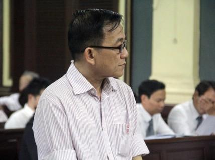 """Vụ khu đất """"vàng"""" ở đường Hồ Tùng Mậu (TP HCM): Tuyên phạt cựu tổng giám đốc Upexim tù chung thân"""