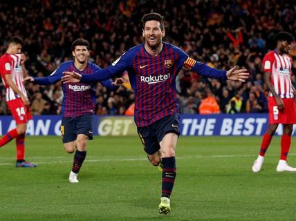 Messi được đồng đội ca tụng hết lời