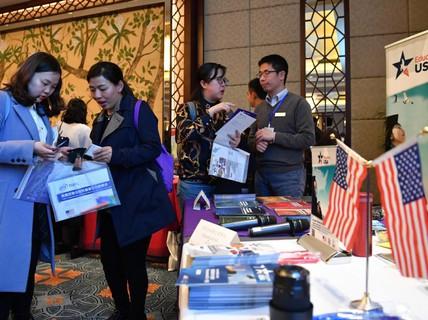 Nhà giàu Trung Quốc cũng dính bê bối tuyển sinh đại học ở Mỹ