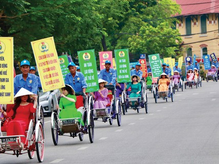 Thừa Thiên - Huế: Xây dựng quan hệ lao động hài hòa