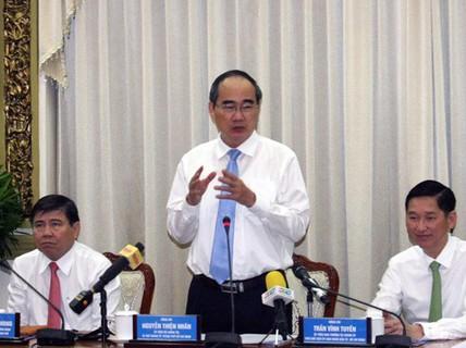 Bí thư Nguyễn Thiện Nhân: Phải công khai toàn bộ kết luận thanh tra từ 2016 đến nay
