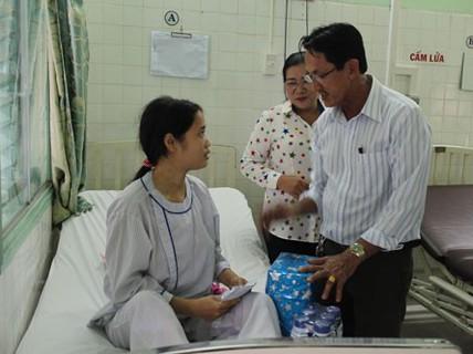 Phẫu thuật tim miễn phí cho công nhân và con công nhân