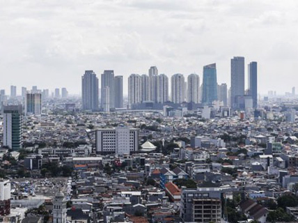 """Kế hoạch """"khủng"""" tái thiết Indonesia"""