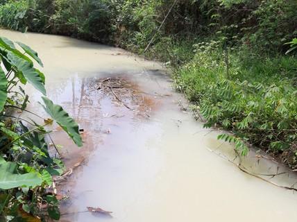 Đà Nẵng: Không kiểm soát xả thải, một công ty bị phạt 180 triệu đồng