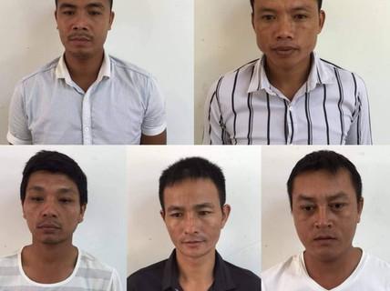 Thêm 6 đối tượng phá rừng tại Phong Nha - Kẻ Bàng bị khởi tố