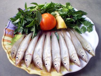 Cá đục nướng và nấu canh chua