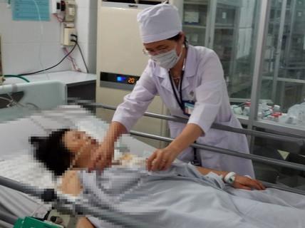 Một phụ nữ nghi dùng dao tự sát tại nhà ở TP Vũng Tàu