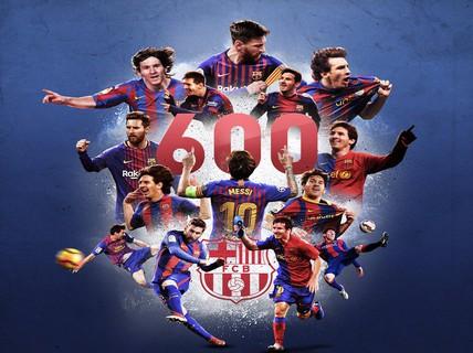 """""""Phù thủy"""" Messi và ma thuật từ đôi chân thiên tài"""