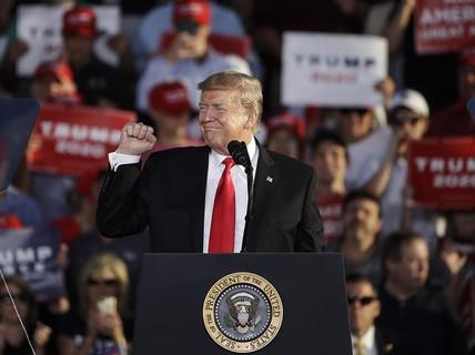 Lý do đằng sau cuộc chiến thương mại của Tổng thống Trump