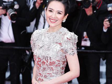 Chương Tử Di cuốn hút trên thảm đỏ Cannes 2019