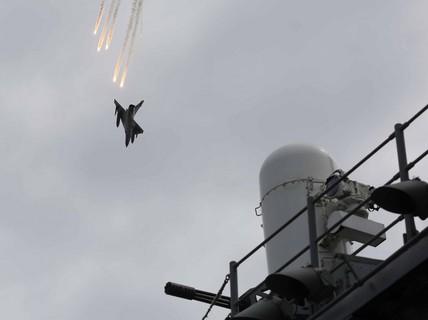Đài Loan bắn tên lửa giữa lúc căng thẳng với Trung Quốc
