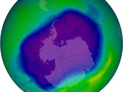 Trung Quốc thải chất cấm phá huỷ tầng ozone