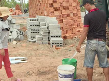Bình Thuận: Khô hạn khốc liệt
