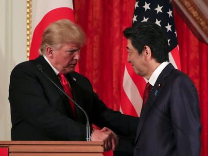 Mỹ gây sức ép lên Nhật Bản
