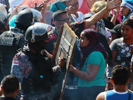 Bạo loạn ở nhà tù Brazil, hàng chục người thiệt mạng