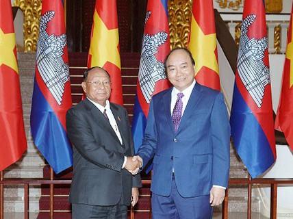 Tăng kim ngạch thương mại Việt Nam - Campuchia