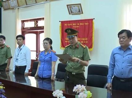 """Vụ gian lận điểm thi THPT ở Sơn La: """"Bí ẩn"""" thí sinh N.H.P."""