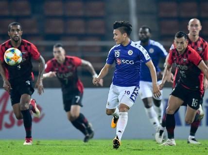 Quang Hải lọt top 5 tuyển thủ xuất sắc nhất AFC Cup 2019