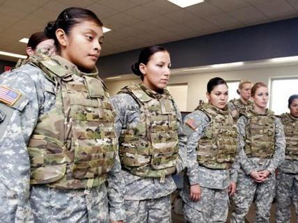 Tấn công tình dục trong quân đội Mỹ cao nhất từ trước đến nay