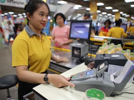 Mở đường cho thẻ chip nội địa ra nước ngoài