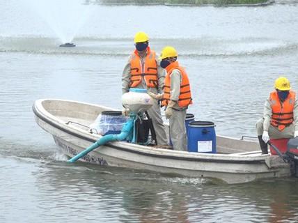 Chủ tịch Hà Nội yêu cầu thanh tra việc sử dụng chế phẩm độc quyền xử lý nước Redoxy-3C