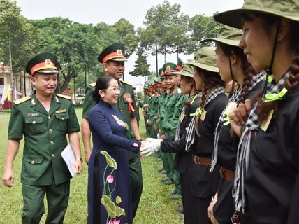 Trung đoàn Gia Định kỷ niệm 60 năm ngày thành lập