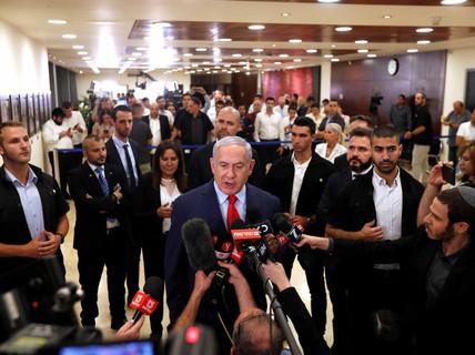 Israel rơi vào khủng hoảng chính trị mới