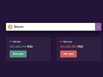 """Giá Bitcoin tăng như """"vũ bão"""""""