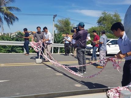 Bàn giao và đưa vào sử dụng cầu Đà Rằng tại Phú Yên